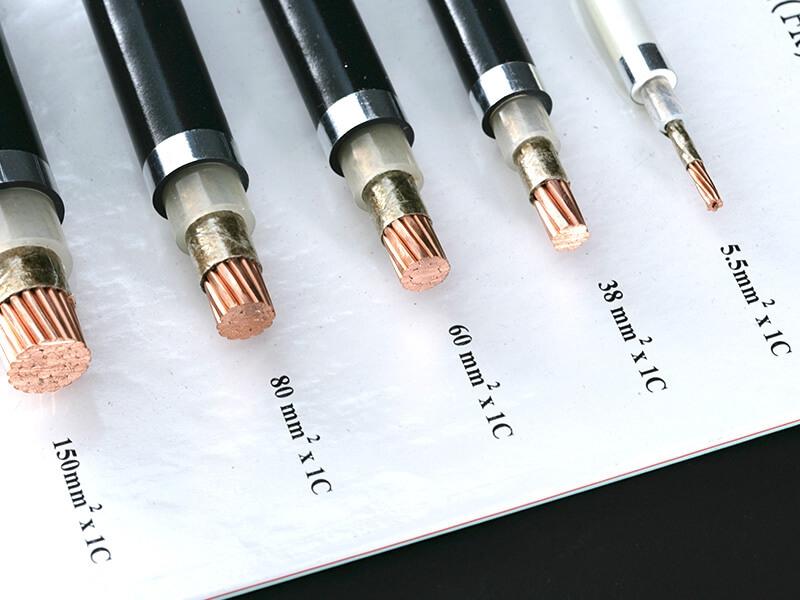耐熱、耐燃及耐火電纜