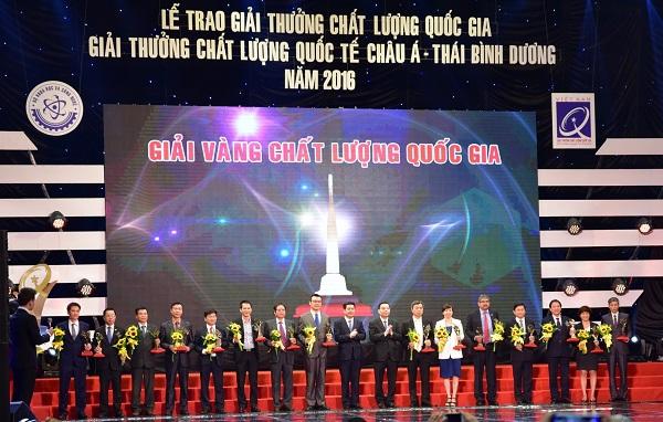 大亞越南再獲國家品質金獎 在地深耕放眼東南亞