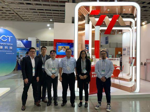 大亚集团积极布局能源产业链  参与「台湾国际智慧能源周」